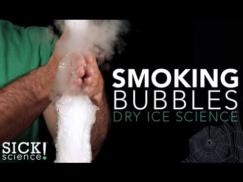 Smoking Bubbles - Sick Science! #111