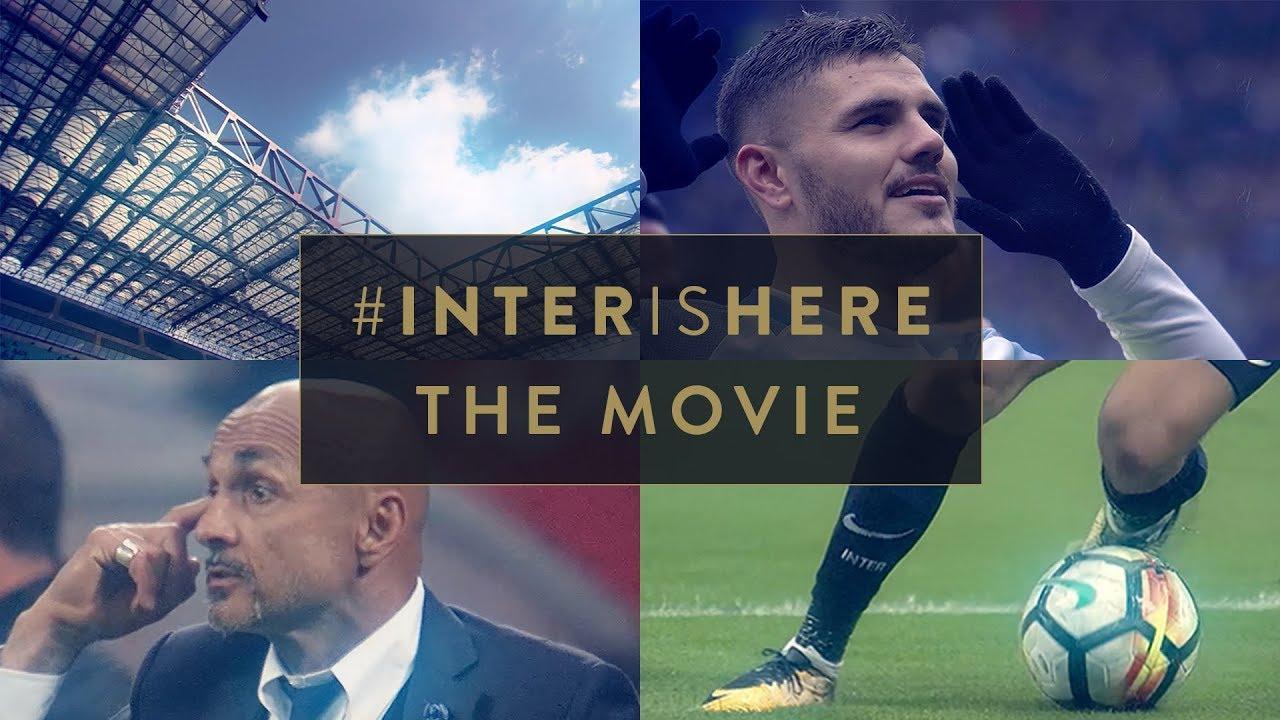 #INTERISHERE | The Movie 🎥⚫️🔵