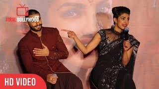Priyanka Chopra Full Speech | Malhari Song Launch | Bajirao Mastani
