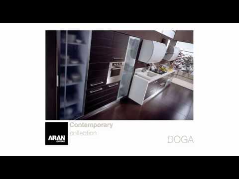 Nima Kitchens - Aran World Product Line