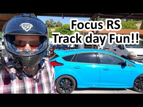 Ford Focus RS - Track Day With A Pro - Vlog #5