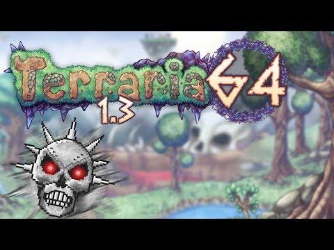 Terraria 1.3 Part 64 - THAT WAS CLOSE!