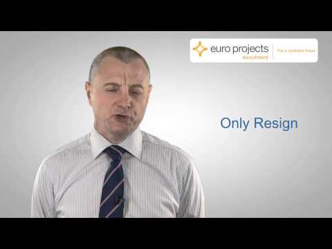 How To Resign From Your Current Job