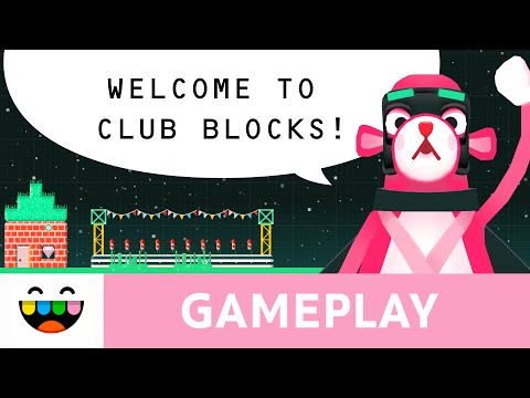 Have YOU heard about Club Blocks? | Toca Blocks | @TocaBoca