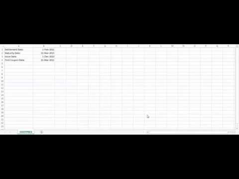 Excel ODDFPRICE function - how to use ODDFPRICE function