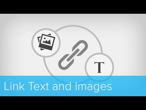 How To Link Text and Images | MyCylex.co.uk