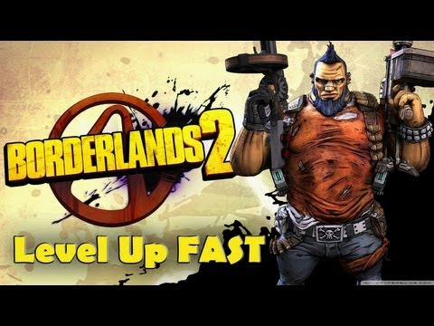 Borderlands 2 - How To Level Up Fast/Unlimited XP (Tiny Tina Mission)