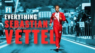 F1's SEBASTIAN VETTEL; EVERYTHING YOU SHOULD KNOW ABOUT THE MAN