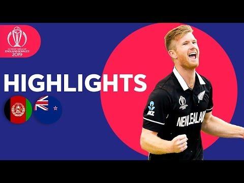 Xxx Mp4 Afghanistan Vs New Zealand ICC Cricket World Cup 2019 Match Highlights 3gp Sex