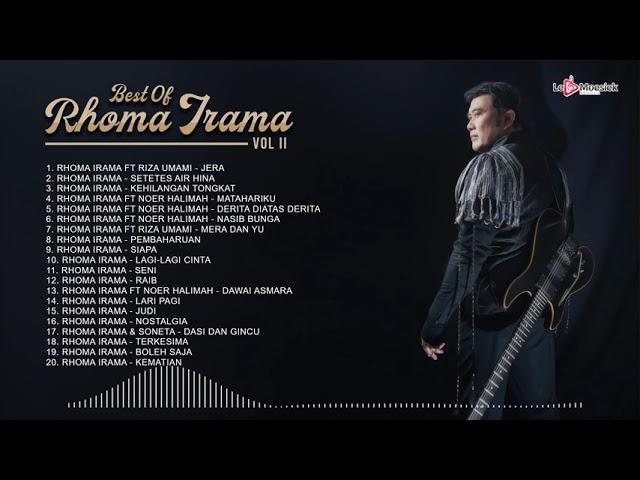 Download Best Of Rhoma Irama Vol II - Kompilasi Lagu Terbaik Rhoma Irama MP3 Gratis