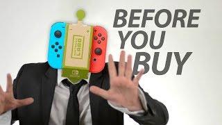 Nintendo Labo - Before You Buy