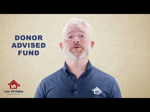 Help for Veterans - Low VA Rates Donor-Advised Fund