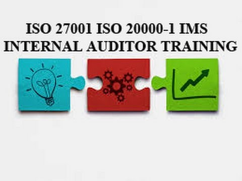 Integrated Management System | IMS Training | ISO  27001 ISO 20001 IMS internal auditor training