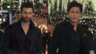 Shahrukh Khan & Hrithik Roshan HOT LOOK at Poorna Patel's Wedding