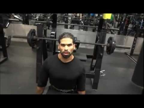 Trick To Get Bigger Trap (Trapezius) Muscles Doing Single Shoulder Shrugs