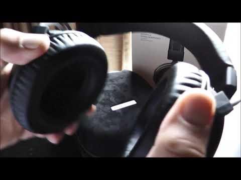 Quick review of Beyerdynamic T5P 2nd gen headphones