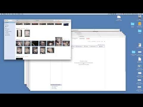 Uploading Pictures to Shutterfly with Mac OS X Photos