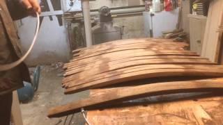 oak barrel hammock