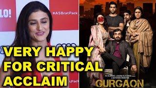 Ragini Khanna Reaction On Critically Acclaim Gurgaon | Audi A5 Launch
