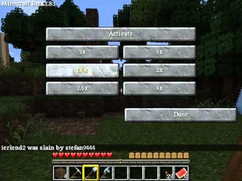 Minecraft Multiplayer Hack 1.8
