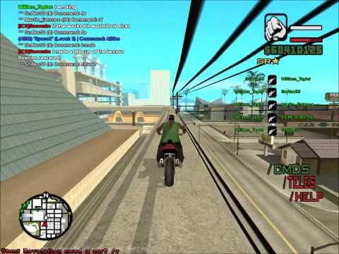 GTA: San Andreas - Stunt Montage v1 [ICS]