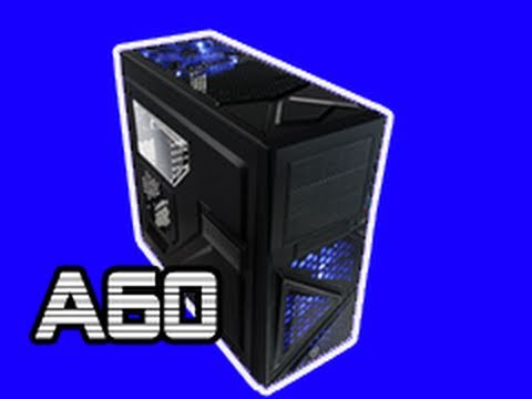 Thermaltake Armor A60 Mid-Tower Case Review