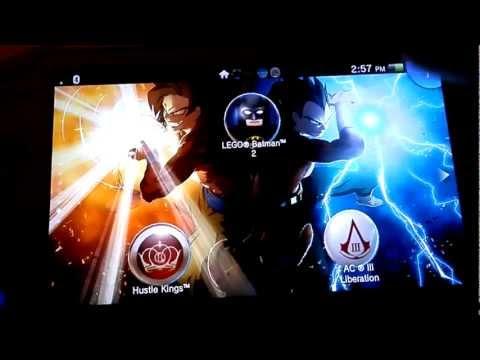 Playstation Vita Free Wallpapers update