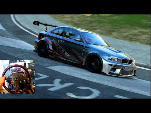 Project Cars GoPro BMW 1M Coupe vs The Ring (Broke My Handbrake)