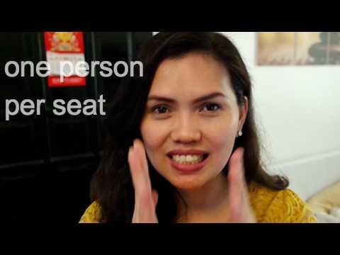 Tips before going to Singapore - Filipino version