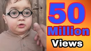 Cute Pathan Ahmad Shah | New Video