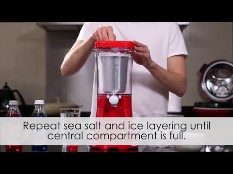 New Slushie Maker - Home Slush Machine