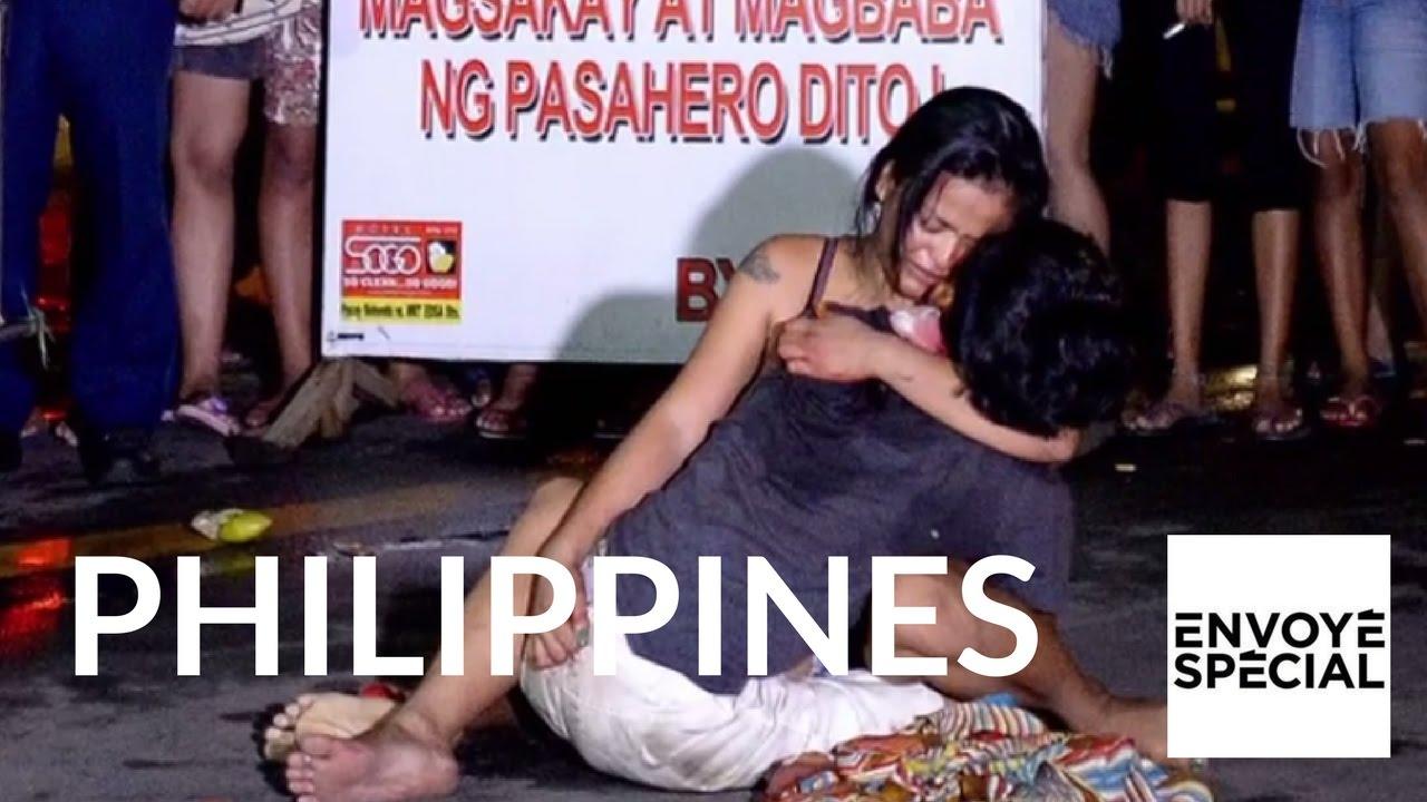 Envoyé spécial. Philippines : carnage d'Etat - 3 novembre 2016 (France 2)