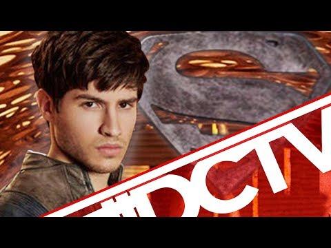 #DCTV: Krypton Series Premiere! + Candice Patton on Speedster Powers