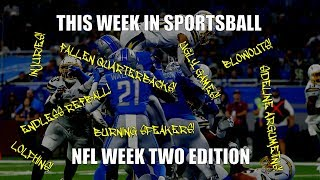 This Week in Sportsball: NFL Week Two Edition (2019)