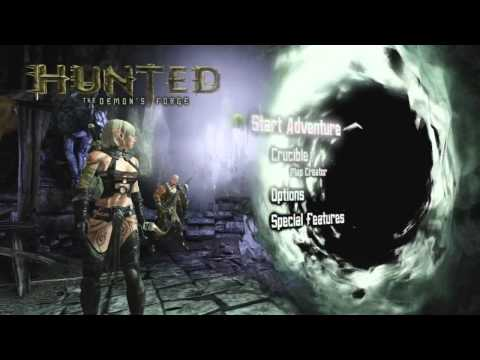Hunted: The Demon's Forge Teaser Modded By Enigma *English Fix*