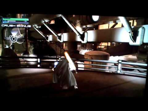 Star Wars TFU: Empirical and Cloud City Lightsaber Color Crystal Locations(Xbox 360)