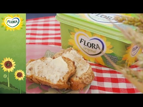 How Flora margarine is made - from Seed to Spread