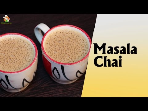 Masala Chai Recipe in Hindi मसाला चाय बनाने की विधि | How to Make Masala Chai at Home in Hindi