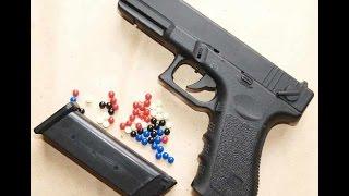 BB gun unboxing & review