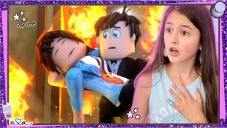 Der LOSER der Schule RETTET BELIEBTES Mädchen aus dem Feuer! Vom Loser zum Held 🥺 Alles Ava Gaming