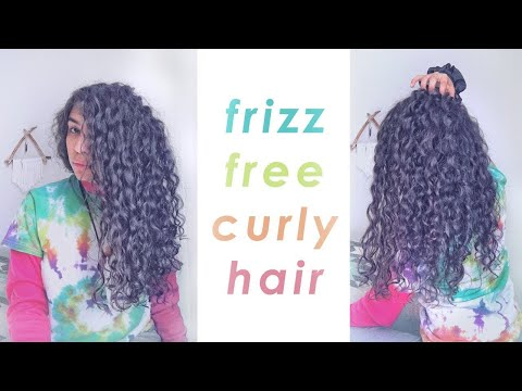 How To Create A Curly Hair Routine