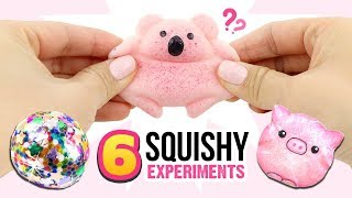 Download THE BEST DIY SQUISHY MAKING METHODS!! Slime & Squishy GIVEAWAY! 6 DIYs On How To Make Squishies! Video