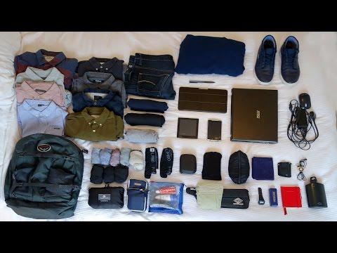 Everything I Own 2017 (40L Bag) 11 kg