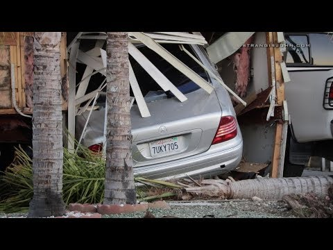Homeland: Shooting Investigation After Car Crash Into Home and One Dead