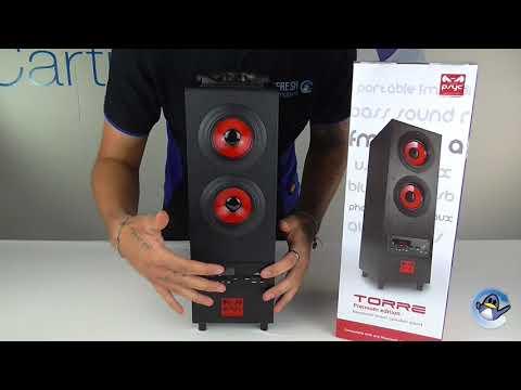 Sumvision Psyc Torre Bluetooth Speaker