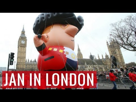 What to do in London in January