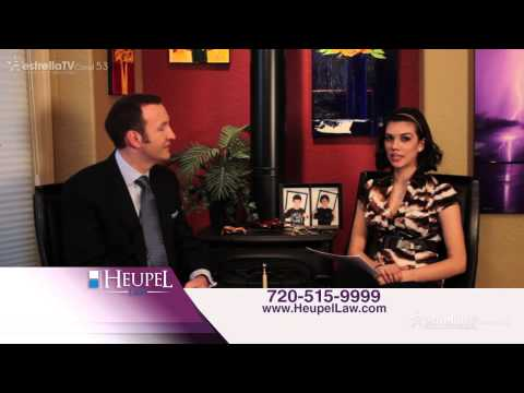 Heupel Law Immigration and Bankruptcy Infomercial - Spanish and English