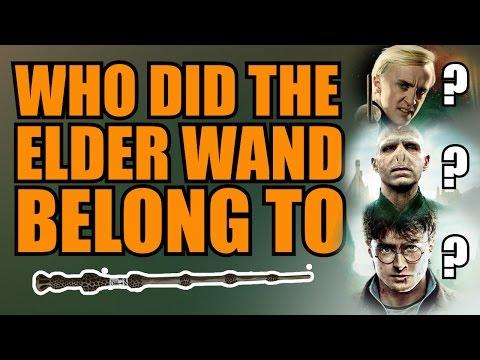 The Elder Wand Didn't Belong to Dumbledore?! Harry Potter Fan Theory