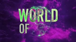MONXX - World of Wonk (feat. P Money) (Official Lyric Video)