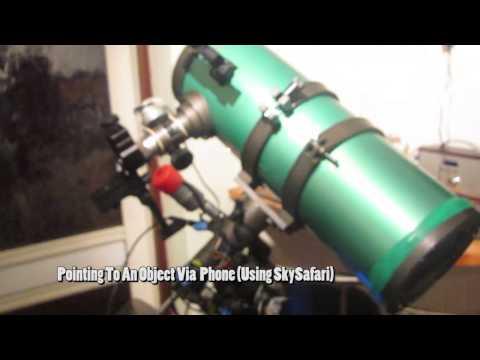 Arduino Telescope mount controller